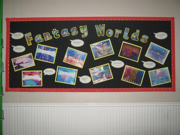 Year 4 - Fantasy Worlds
