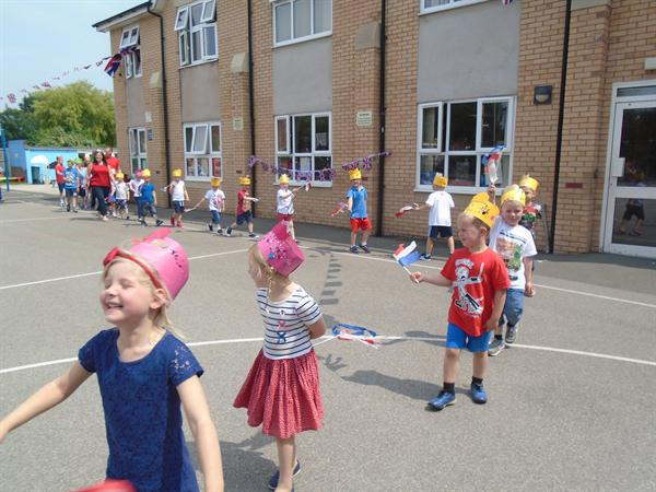 Our Royal Party Day!
