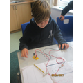 Testing for conductivity