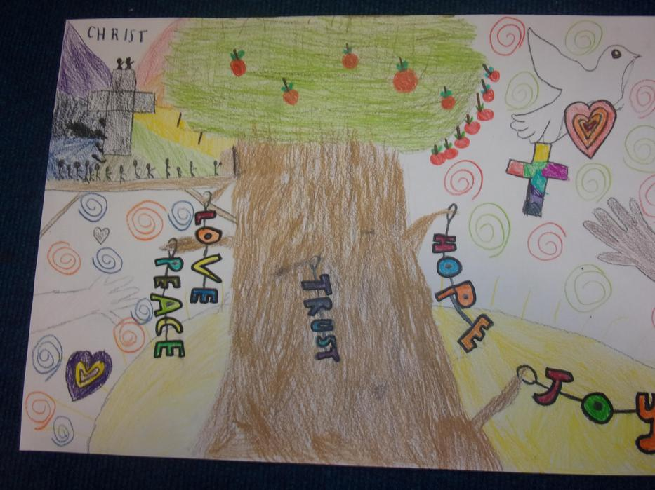 Salvation- by Year 6
