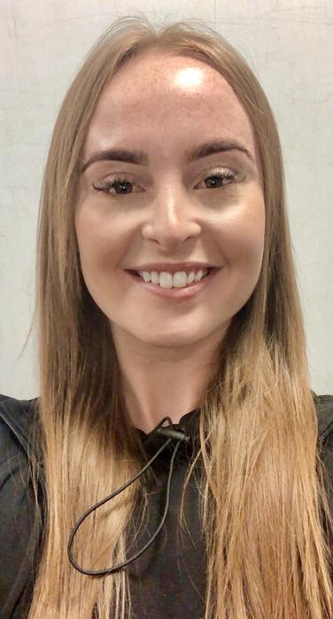 Ellie Hankinson - Y4/5 Teacher