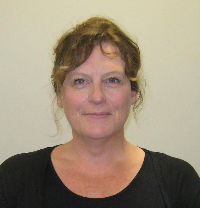Liz Nickson - Admin Manager