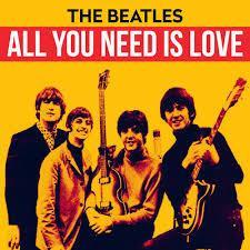 All You Need Is Love Beatles Album cover
