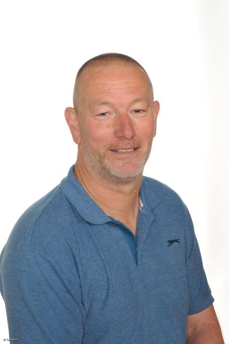 Andy Bradley - Premises Officer