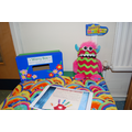 Are you worried, talk to the Worry Monster!