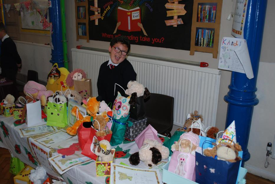 Can you give a teddy a home for Christmas?