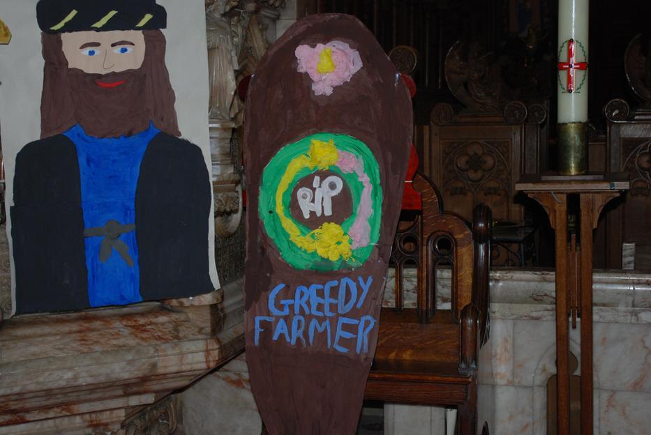 RIP Greedy Farmer