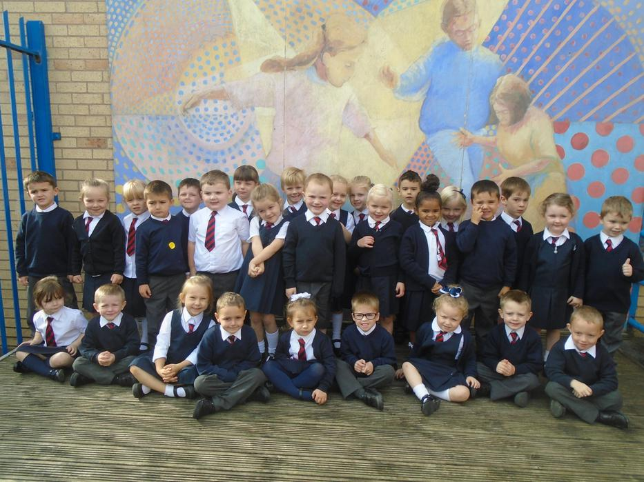 Reception Class Photo