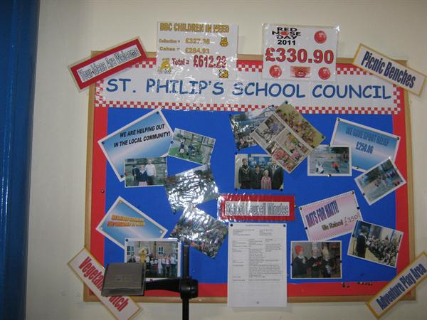 St Philips School Council