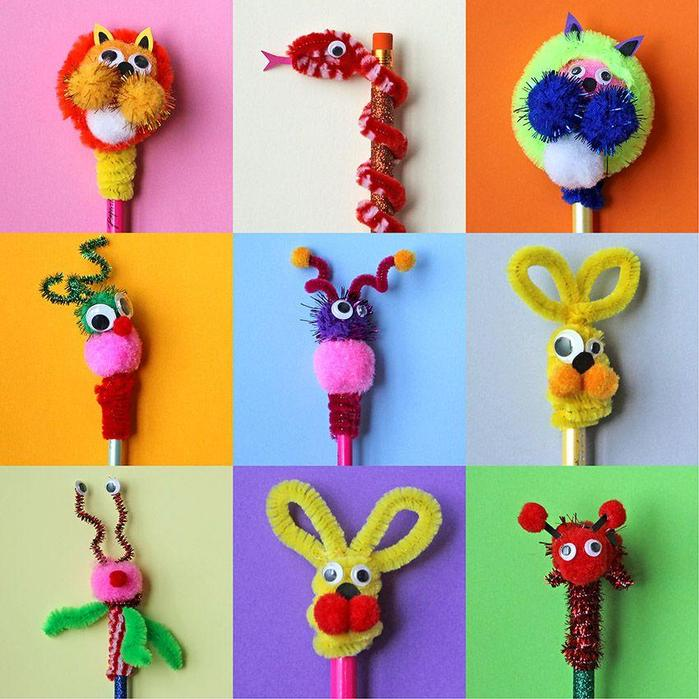 Fun With Pipe Cleaners