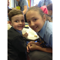 Meet our Reception and Year 6 Buddies!