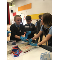 Dissecting a heart