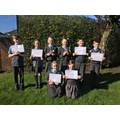 Well done Discovery Club
