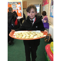 Sharing our incredible food homework!