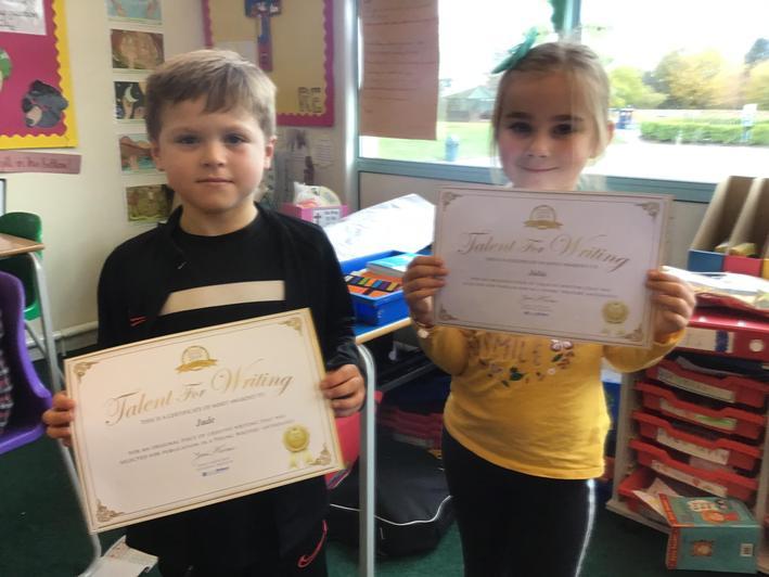 Congratulations Jude and Julia!