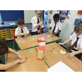 We had great fun making traditional Challa Bread!