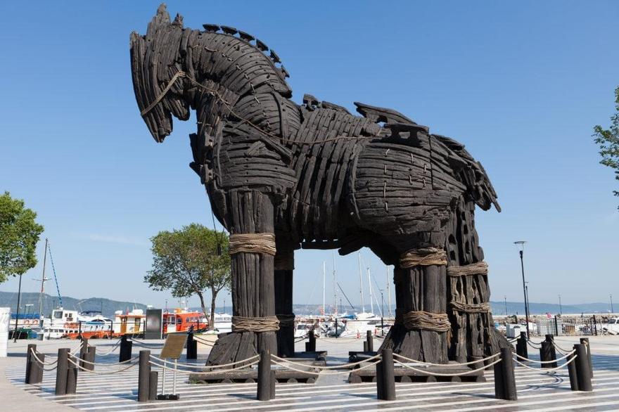 History: The Trojan Horse