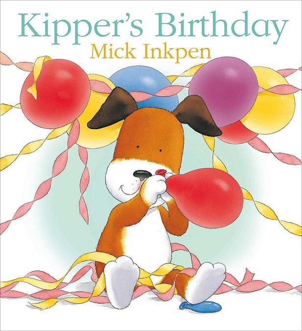 "Our Birthday story ""Kipper's Birthday"""