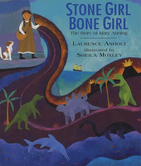 Stone Girl, Bone Girl by Laurence Anholt
