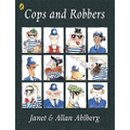 We will read this book about Cops (police) and some naughty Robbers!