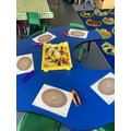 We enjoyed doing some Easter themes phonics sorting!