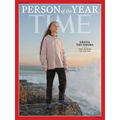 """Earth Day inspiration: """"No one is too small to make a difference""""- Greta Thunberg"""