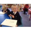 At St Richard's, we nourish a love of reading and writing right  from the EYFS