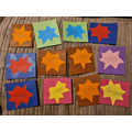 Colourful flashcards!