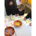 Using Numicon to support our maths learning
