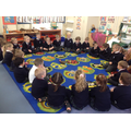 All school staff lead the children to a living and active faith