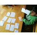 Making ee flashcards