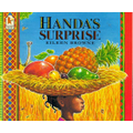 Books we will read during story time: Handa's Surprise