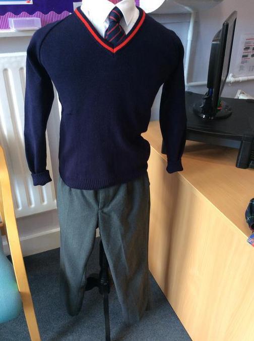 Boy's Uniform