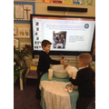 Developing their knowledge and understanding through links to their real life faith