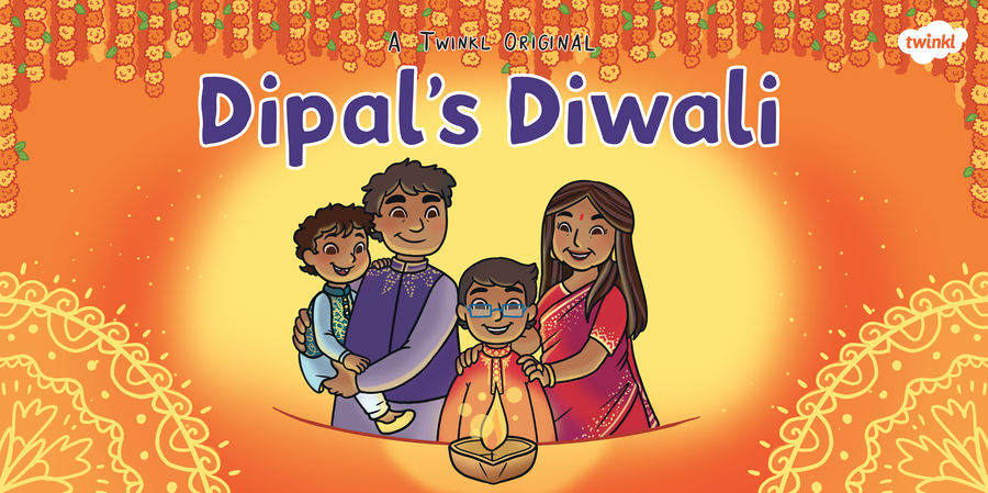 "Our Diwali story ""Dipals Diwali"""