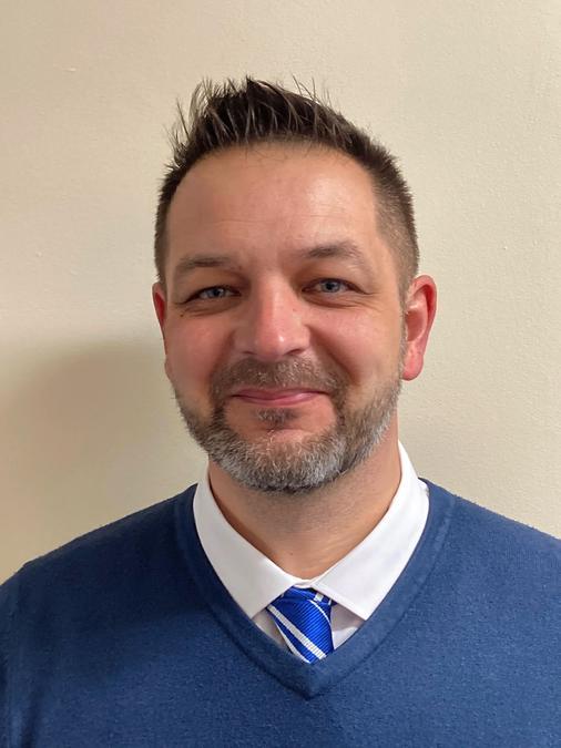 Mr C Taylor - Academy Principal