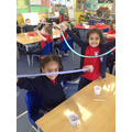 Specialist Science teaching at St Richard's promote a love of Science from the EYFS
