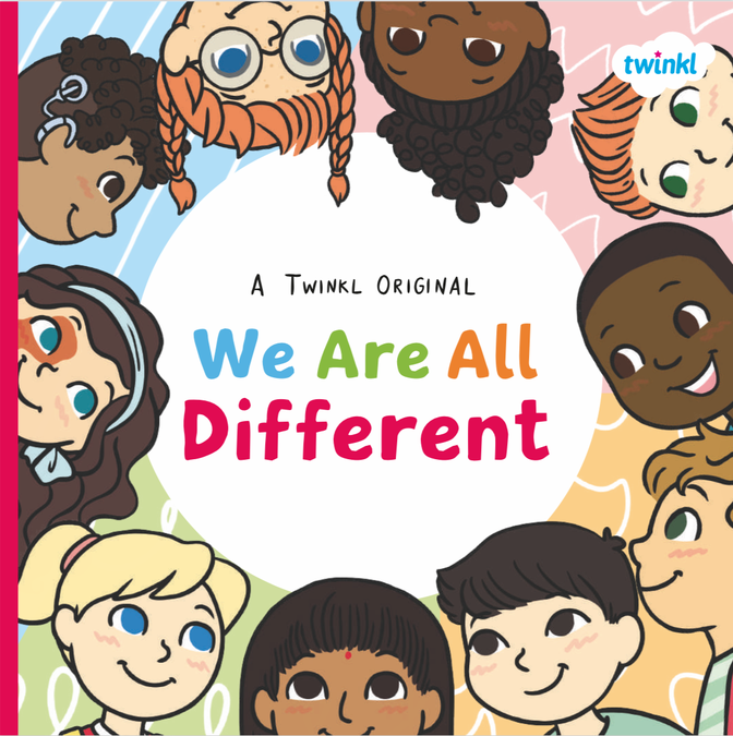 """'We Are All Different"""""""