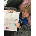 Billy Arthur -Maths lesson