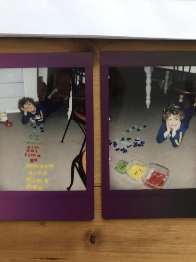 Billy-Arthur phonics game