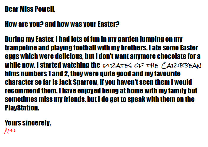 Amil's Easter letter.PNG