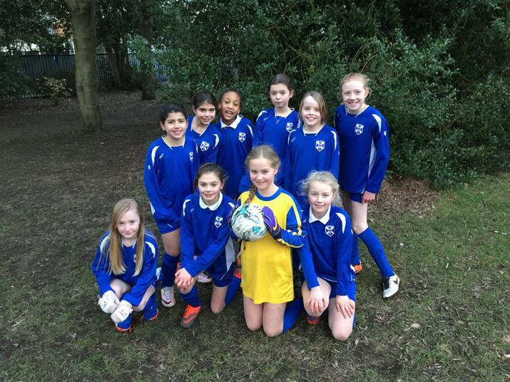 2016-17 Girls' Team