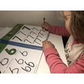 Great number writing Lili!