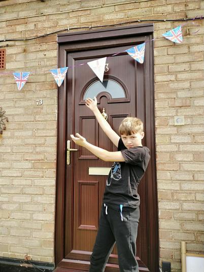 Oliver's decorations.jpg