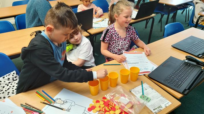 WhiteRoseMaths- home learning-at school