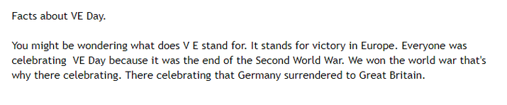 Mansor's VE day facts.PNG