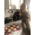 Mimi's super baking!