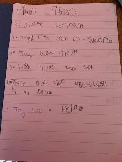 Leo- writing 29.03