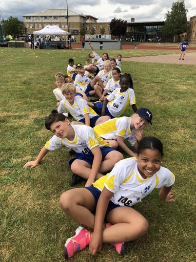 The 2019 Borough Sports squad