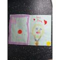 Molly`s birthday card